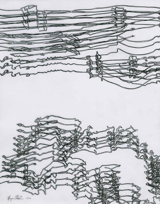 Marjorie Van Cura: Untitled 0216 (2016)