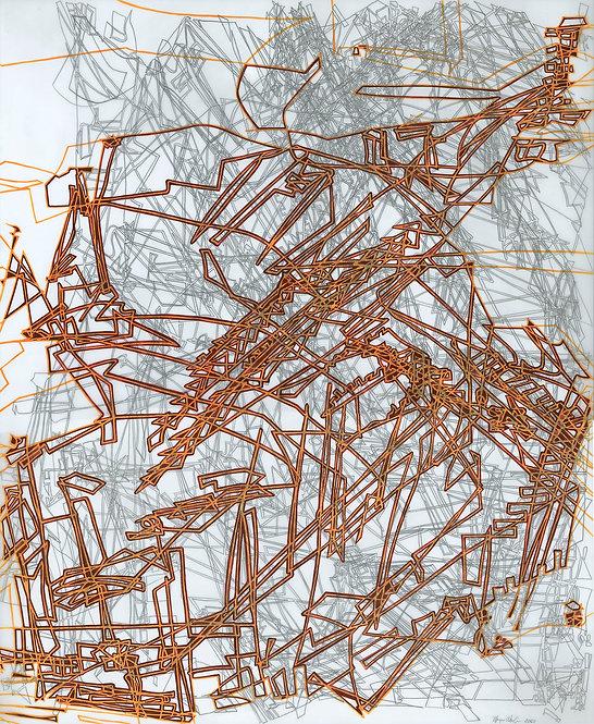 Marjorie Van Cura: Untitled 0320, 2020