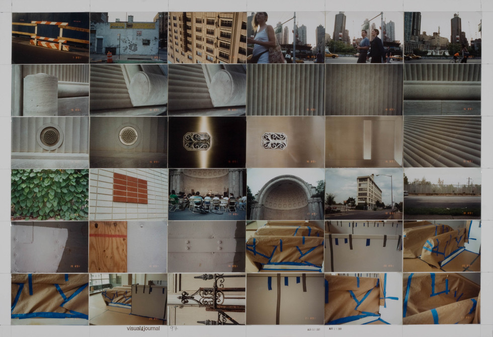 NYC, UES, Hudson Yards, Central Park Bandshell, LIC, Sotheby's interior construction, 2001