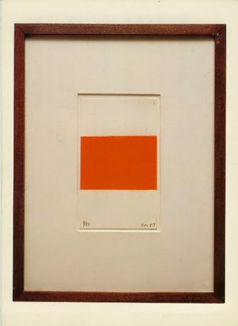 """1987: """"Painting Multiple"""" by Olivier Mosset"""