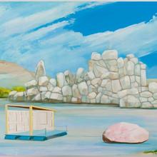 Floating Painter's Pavilion at Aswan, 2020