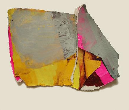 MARGOT SPINDELMAN Untitled Hot Pink (2020)