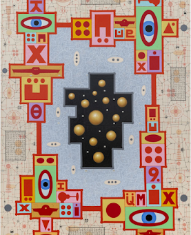 DECODER RING: THE PAINTINGS OF KARLA KNIGHT