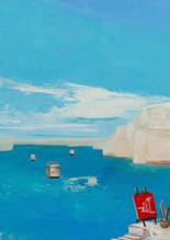 Studio Still Life, Nile River #5, 2020