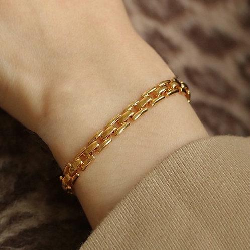 Carmello Gold Bracelet