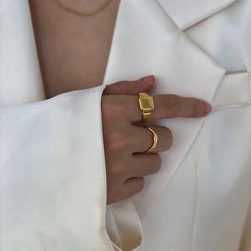 Jodie Gold Ring