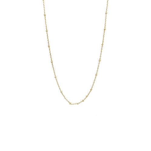 Dottie Gold Chain Necklace