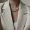 Thumbnail: Zyra Gold Necklace