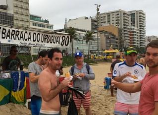 A taste of Uruguay in Rio