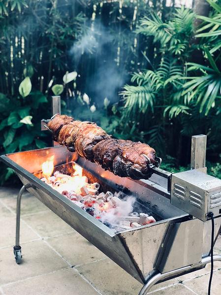 Spit Roast Catering in Noosa, Sunshine Coast
