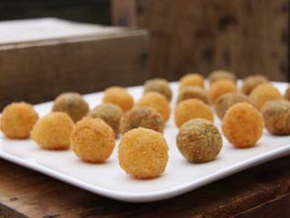 The Dizzy Arancini