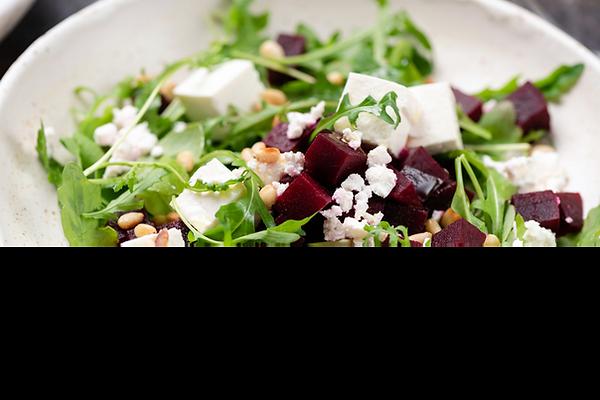 Beetroot Salad in Noosa, Sunshine Coast