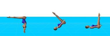 4. de carpa a pierna de ballet doble sub