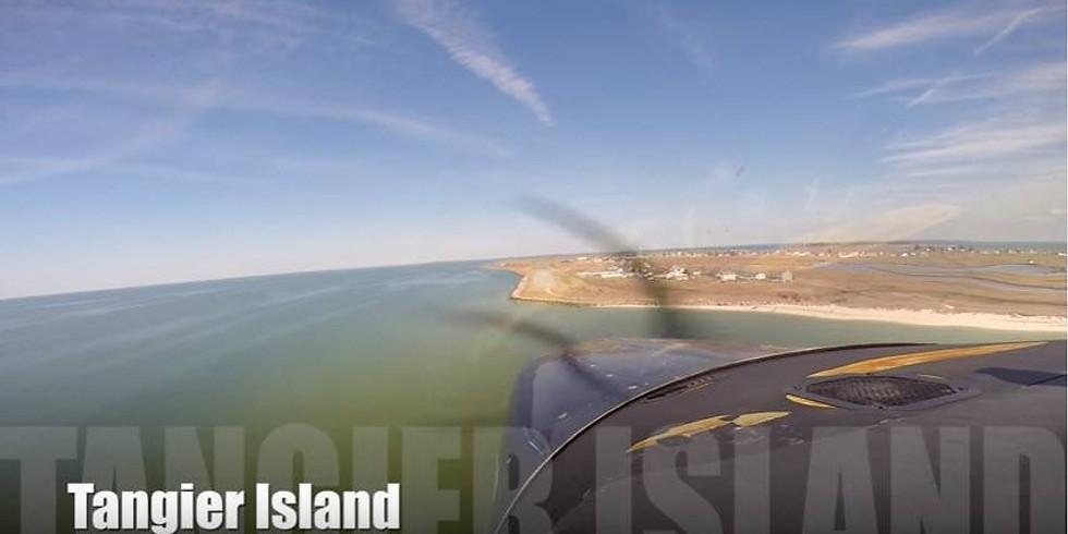 October Flyout to KTGI, Tangier Island, VA