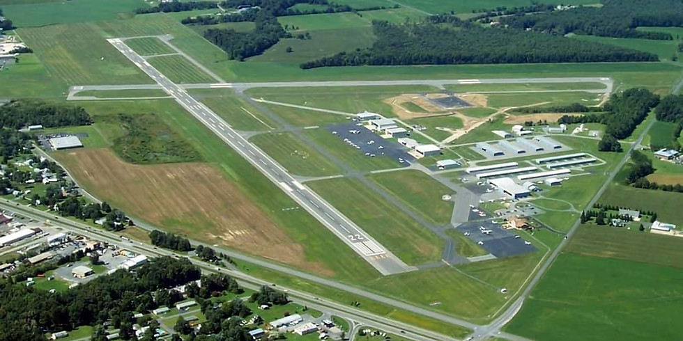February Flyout to KESN (Easton/Newnam Field)