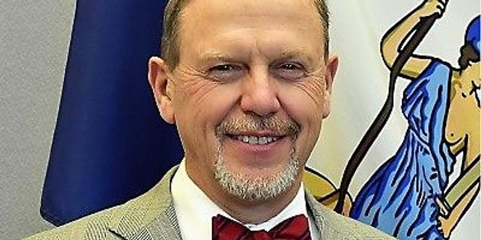 April Speakout w/ Mark Flynn, Director of Virginia Department of Aviation
