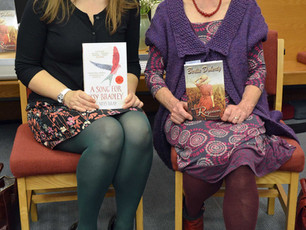 Berlie Doherty & Carys Bray Interviews and Readings