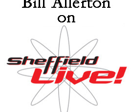 Bill Allerton interviewed by Paul Gregory of Sheffield Live!