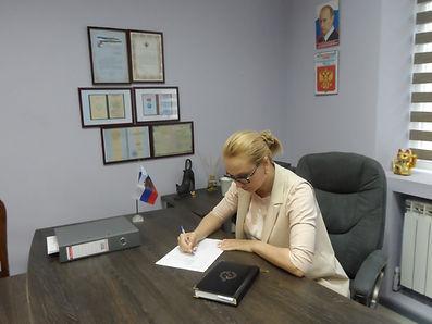 Адвокат Трифонова