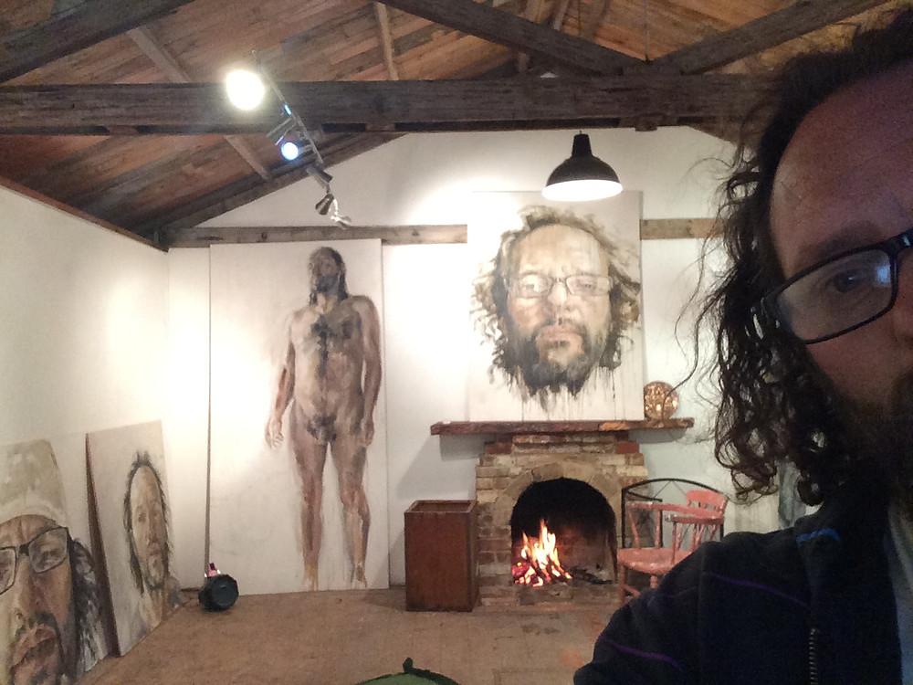 self in studio