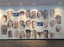 Ballarat Survivors going to Dax gallery Melb
