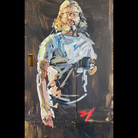 daniel butterworth artist
