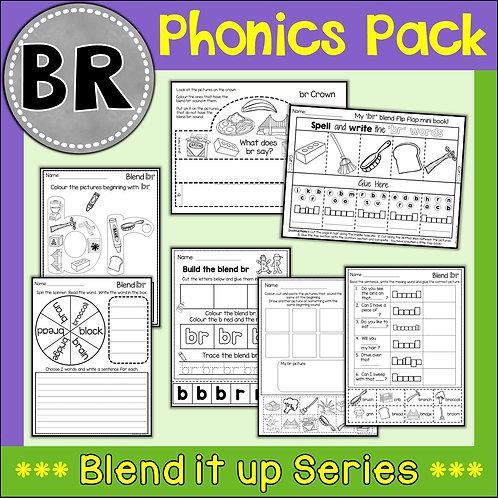 Phonics: Phonics BR
