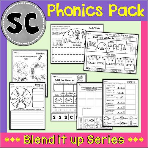 Phonics: Phonics SC