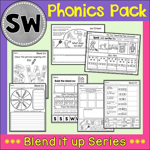 Phonics: Phonics SW