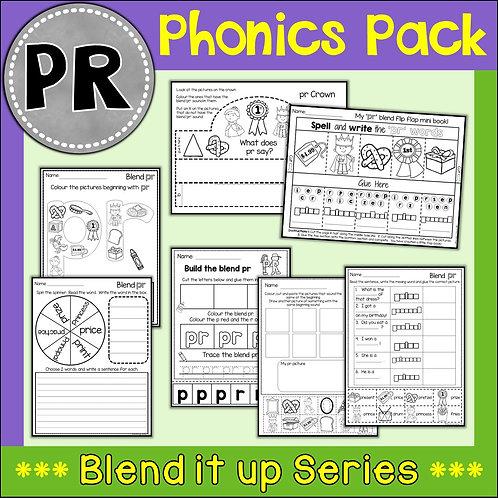 Phonics: Phonics PR
