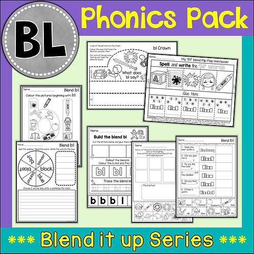 Phonics: Phonics BL