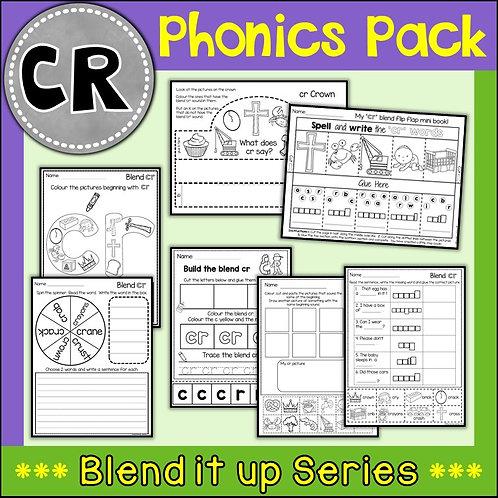 Phonics: Phonics CR