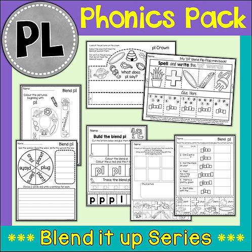 Phonics: Phonics PL