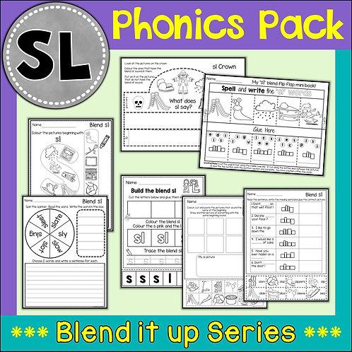 Phonics: Phonics SL