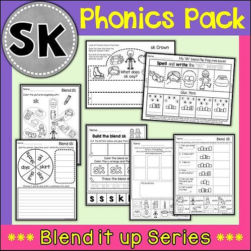 Phonics: Phonics SK