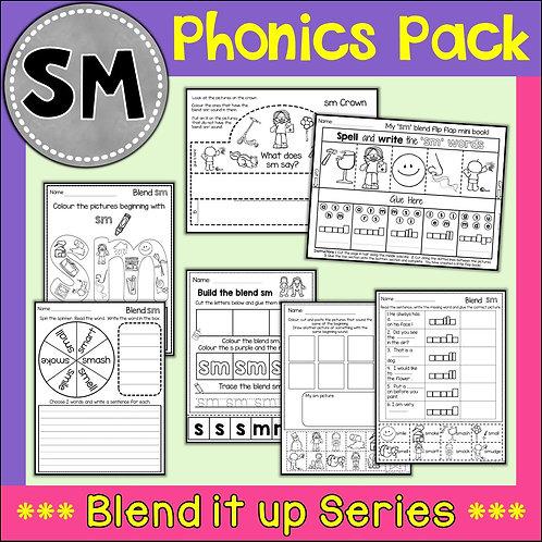 Phonics: Phonics SM