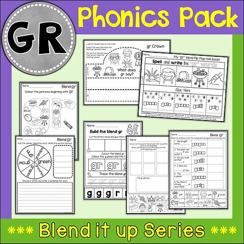 Phonics: Phonics GR