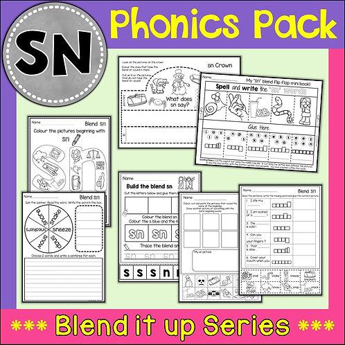 Phonics: Phonics SN