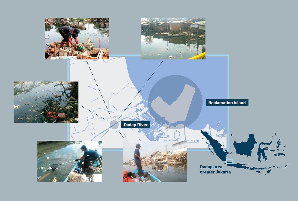 Kort over Indonesien november nyhedsbrev