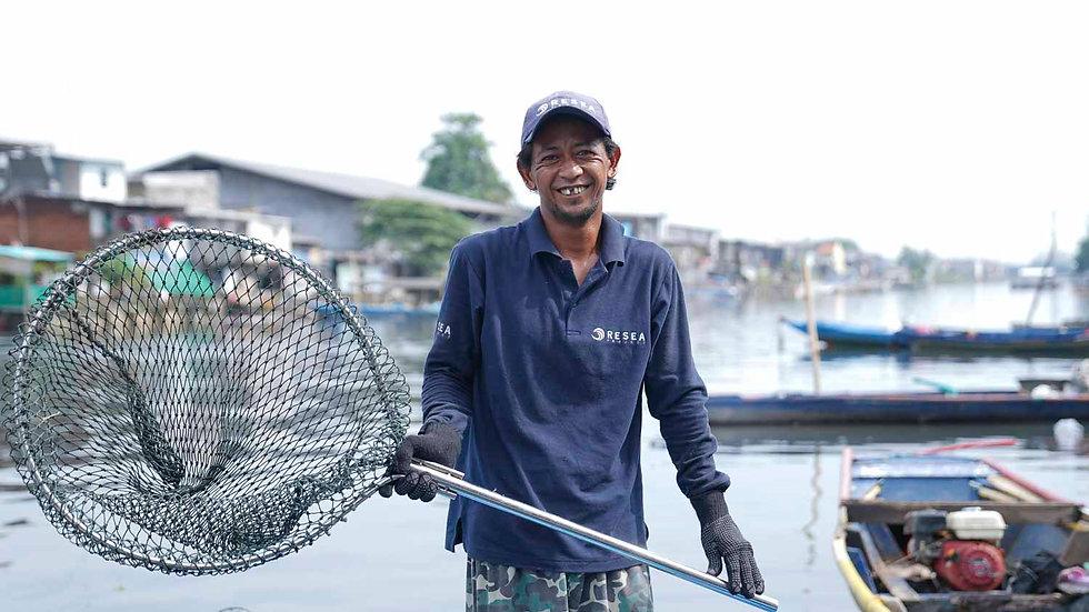 ReSea Project at Pejagalan, North Jakart