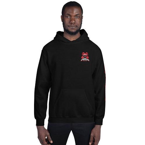 Unisex Hoodie sleeve design