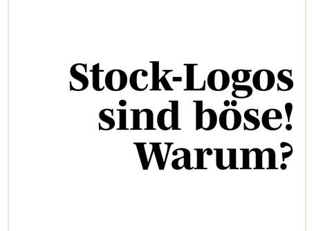 Warum du nicht auf Stock-Logos zurückgreifen solltest?