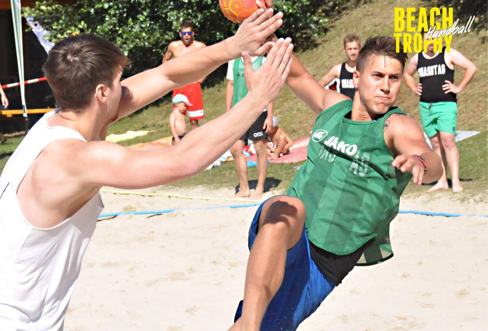 Beachhandball Trophy Klopeinersee 17