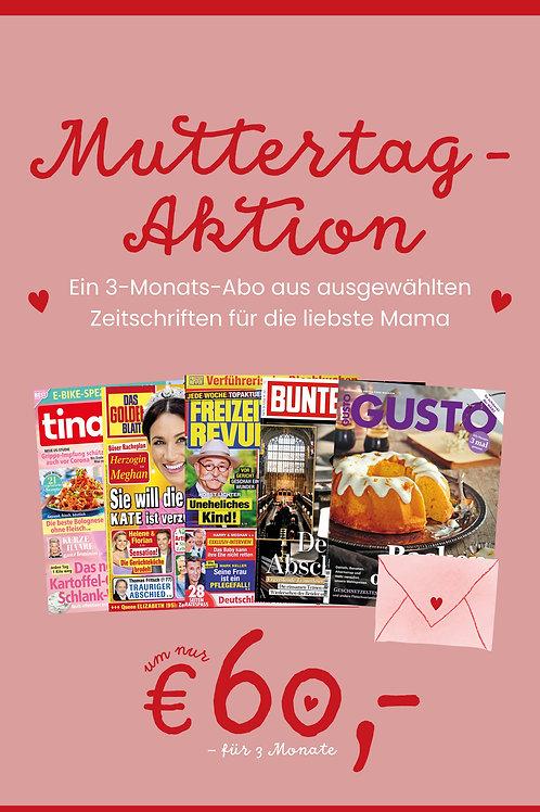 Muttertag-Aktion