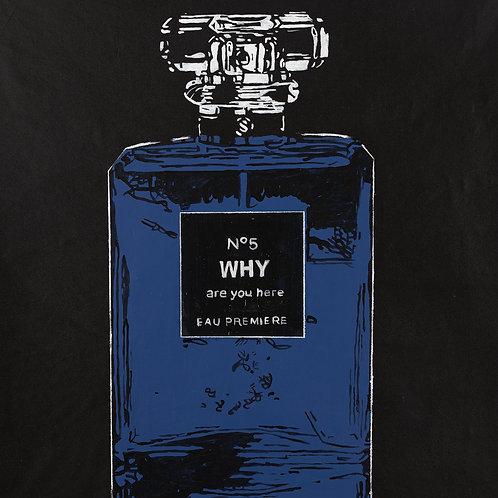 number 5 blue (Triptychon)