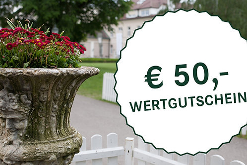 € 50,- Gutschein Diamond Country Club