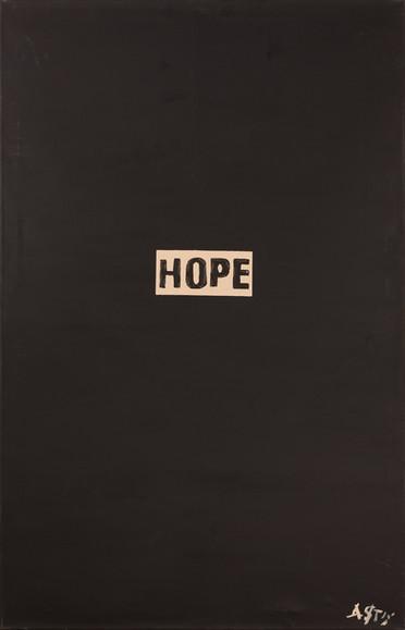 Triptychon: hope
