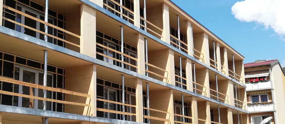 Wohnbauprojekt Spittal a. d. Drau, Reconstructing BSt. I Altsiedlung 10.-Oktober-Str. / Tiroler Str.