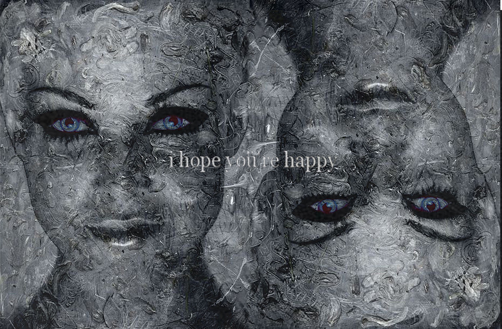 hope you are happy