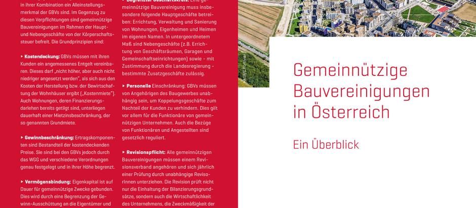 Gemeinnützige Bauvereinigungen in Österreich